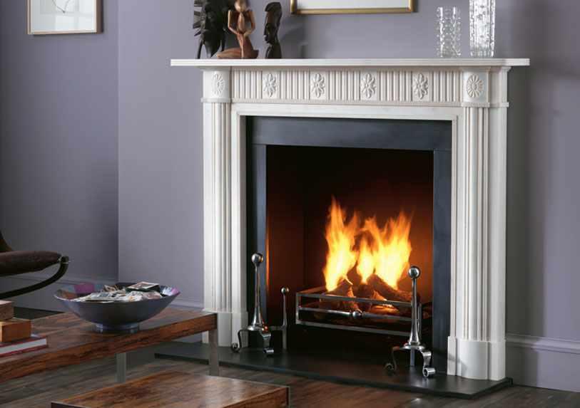 The Chesneys Nash Fireplace